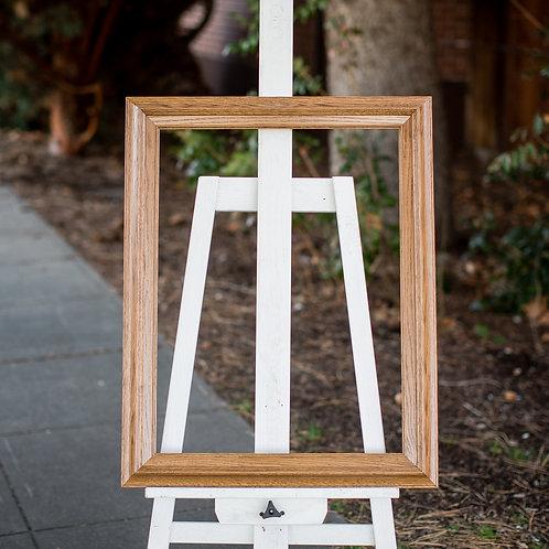 18x24 oak frame