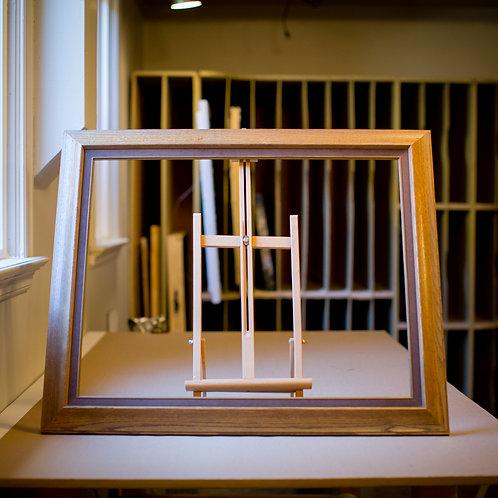 24X30 wood frame