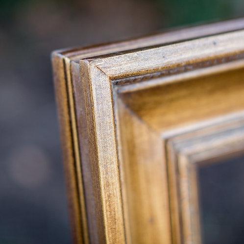 22x26 gold frame