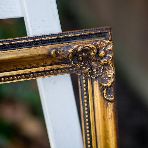 13x16 gold ornate frames