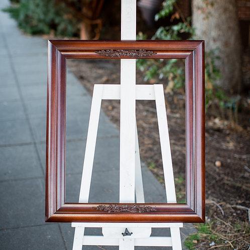 20x24 Cherry Frame