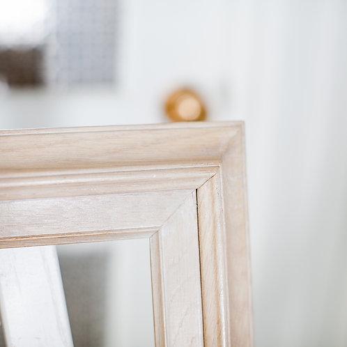 16x20 Oak Frame (white washed)