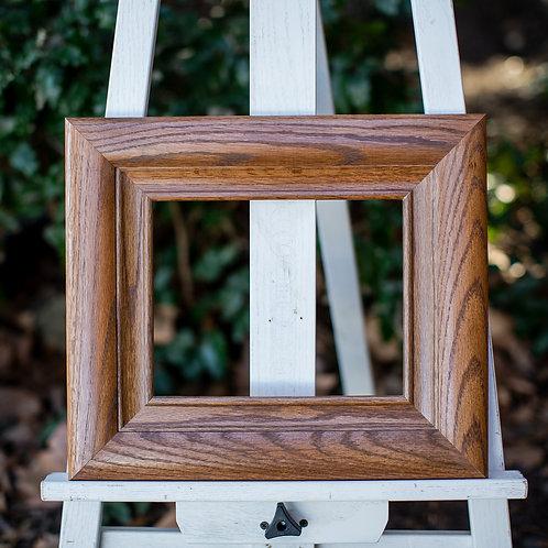 8x10 oak frame