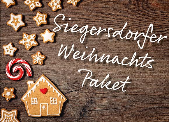 Siegersdorfer Weihnachtspaket