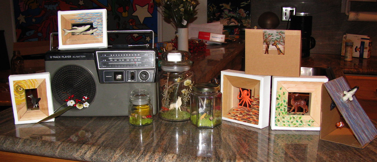 miniature series
