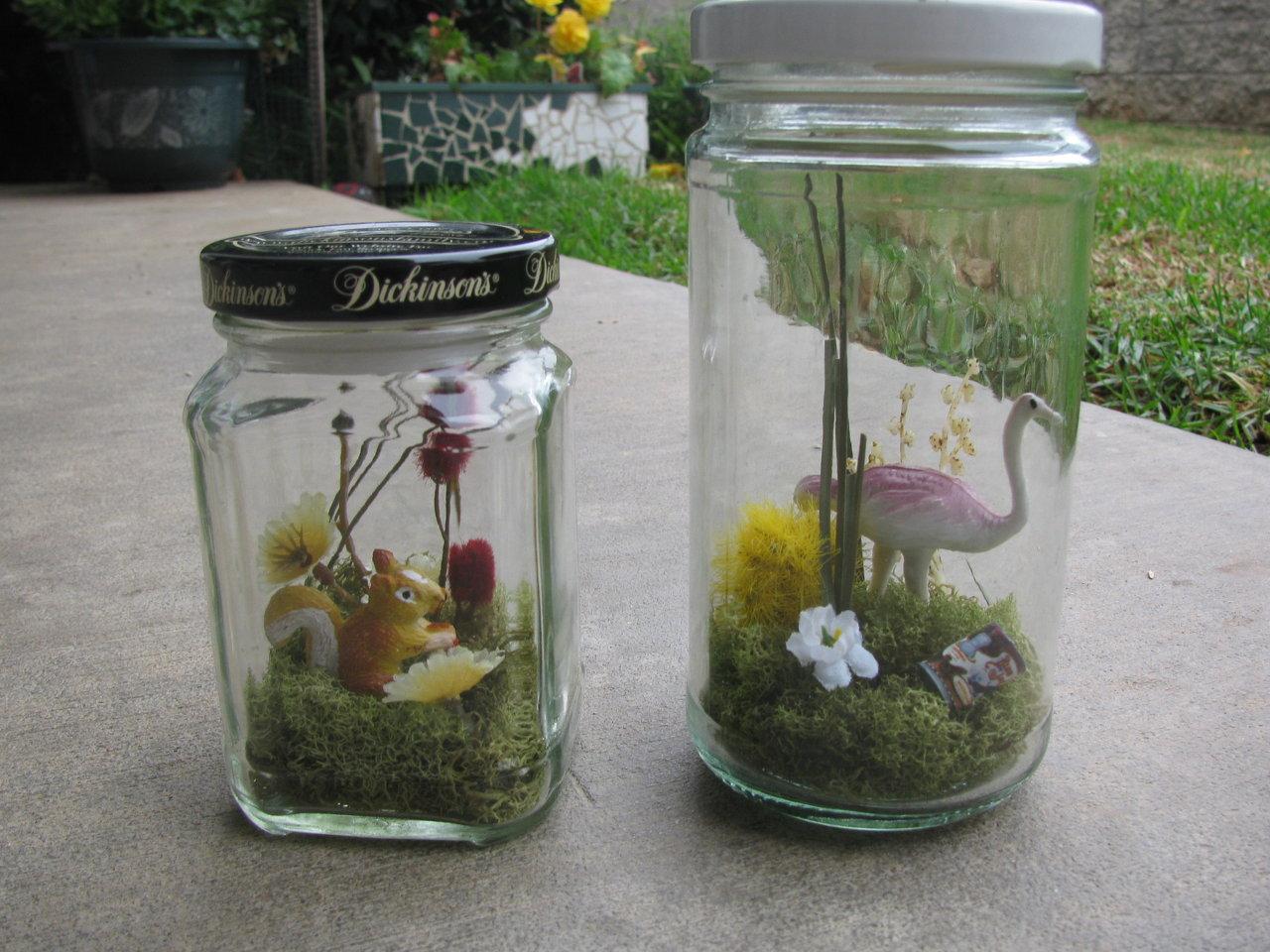 miniatures by bobbi backwards