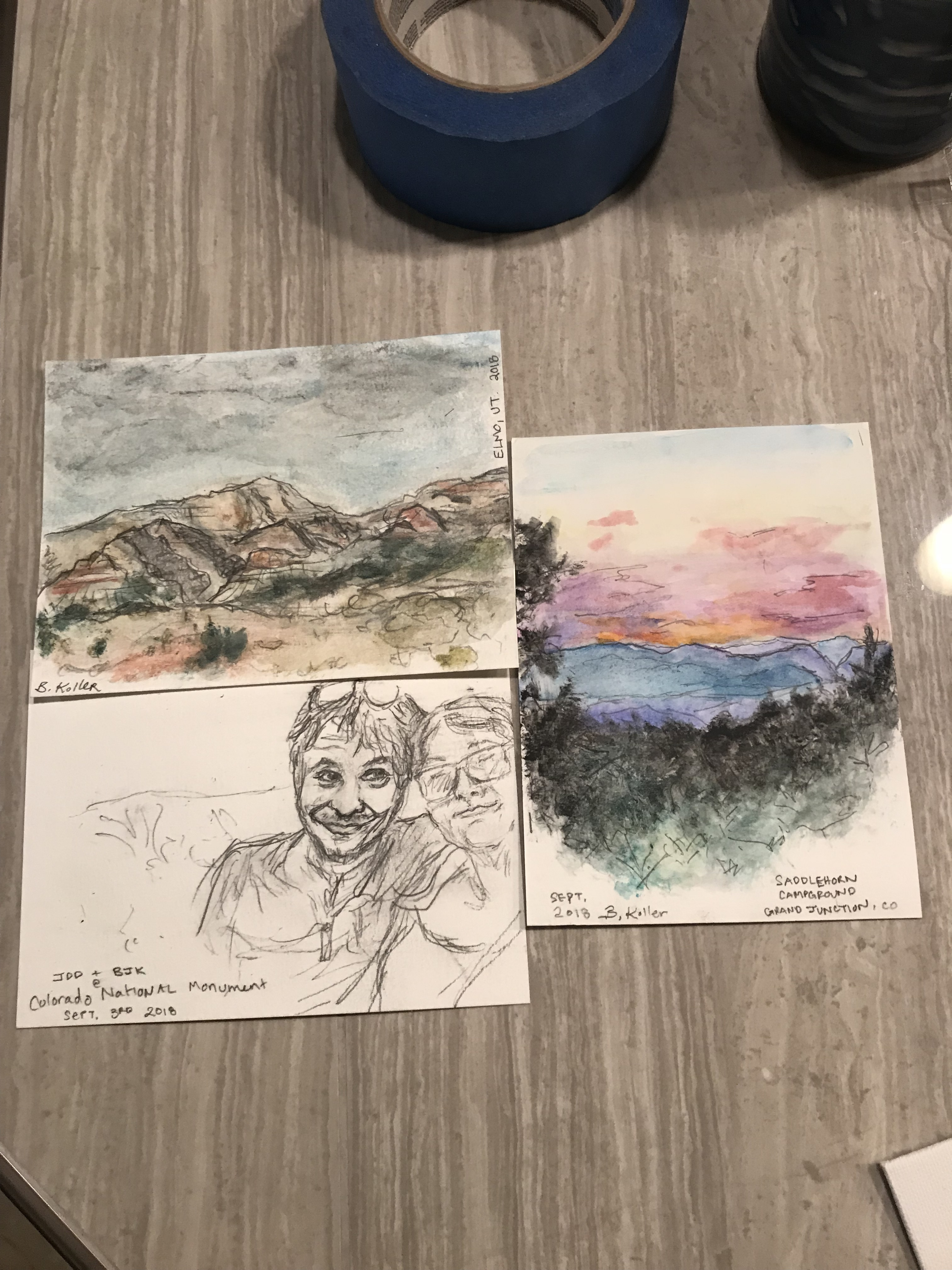 Personal Postcards from Roadtrip:CO