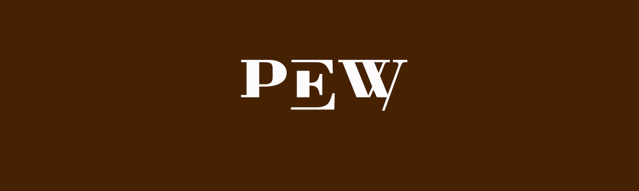 PEW - perfume label