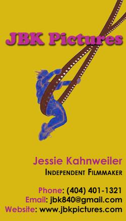Jessie - buisness card