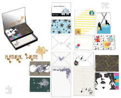 natural write stationary sets - product development
