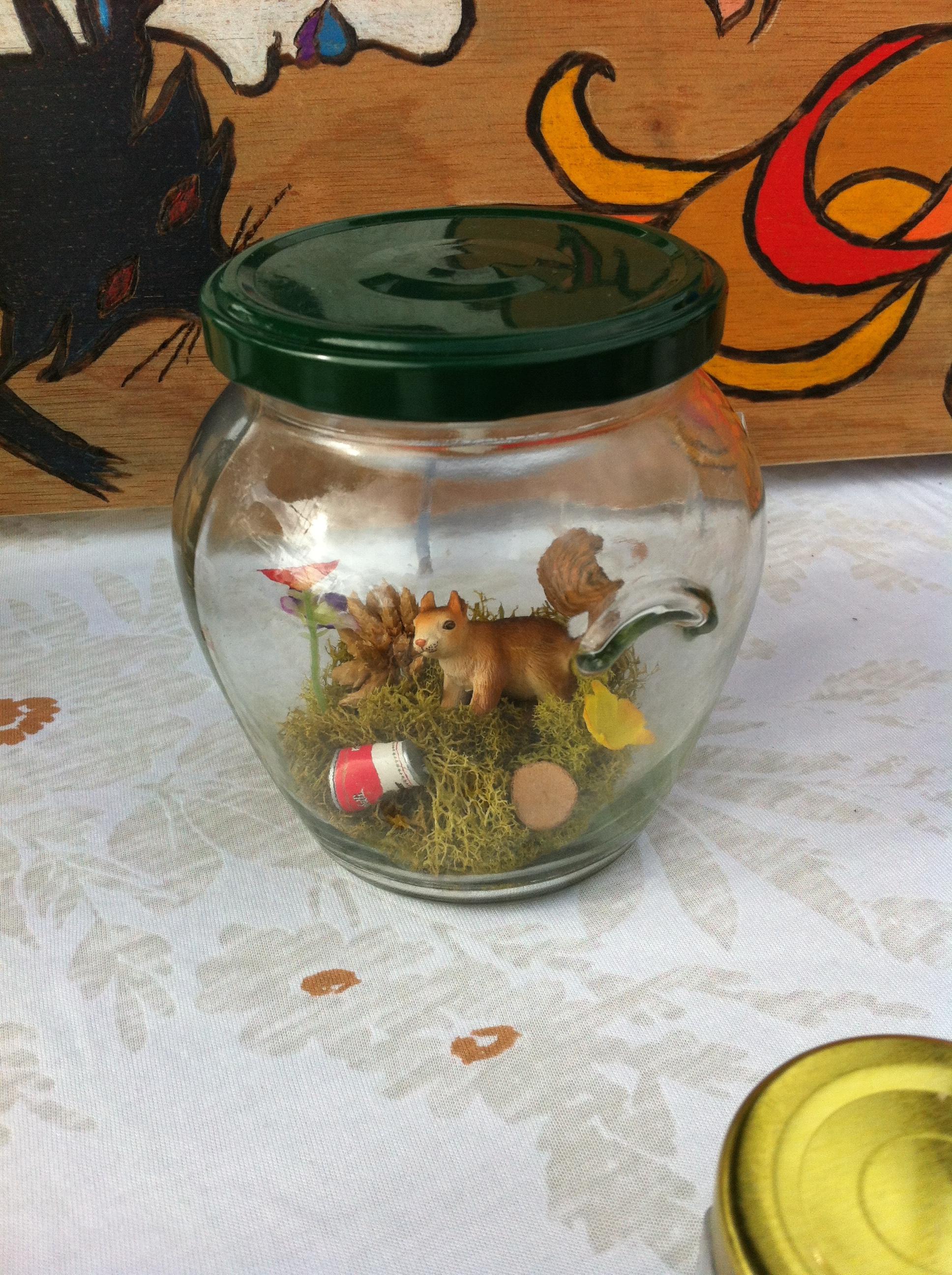 go nuts squirrel miniature