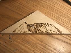 Bobbi Backwards - Mt. Saint Helens - 2018