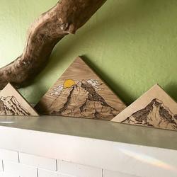 Mountain Woodburning Series