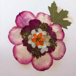 Flower Art Creation