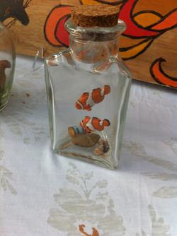 clown fish miniature