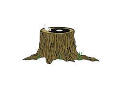 Stump Records Logo