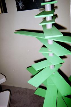 industrial swivel tree