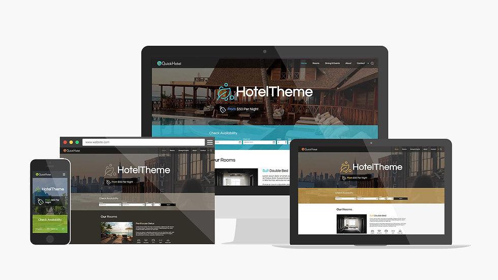 QWhotels02 מלון