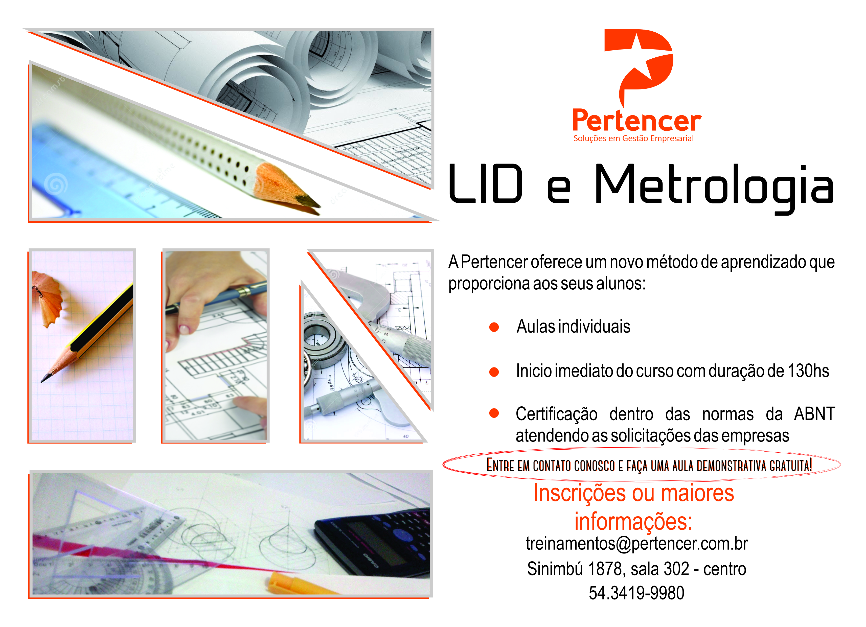 LID e Metrologia