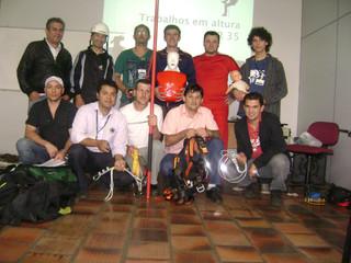 Treinamento Pertencer NR 35 - Grupo Voges RS