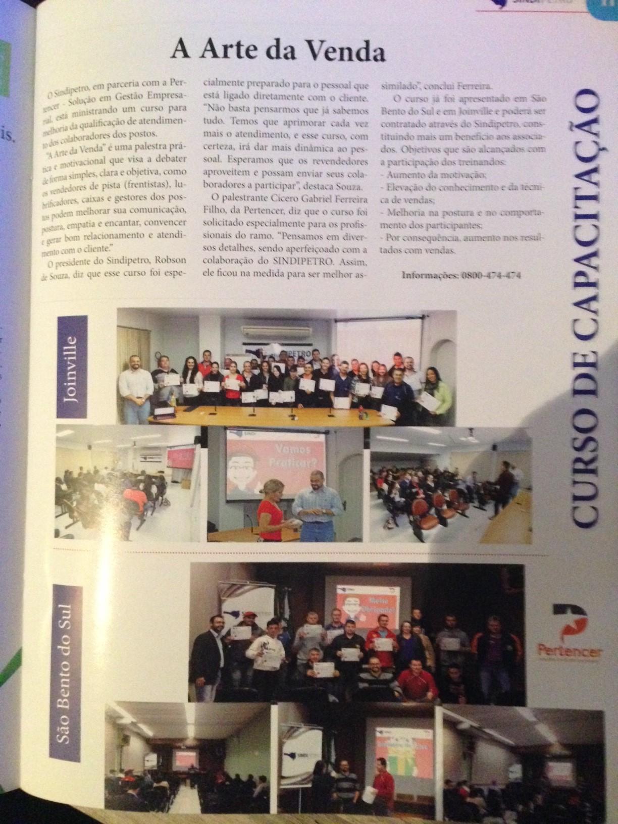 Revista SINDIPETRO - SC