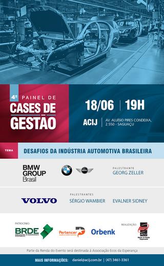 Patrocínio Evento BMW e Volvo