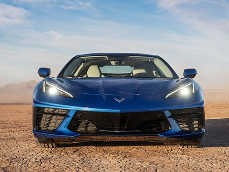 Chevy's New Corvette Z06 May Pack a V8 That Shatters a World Record