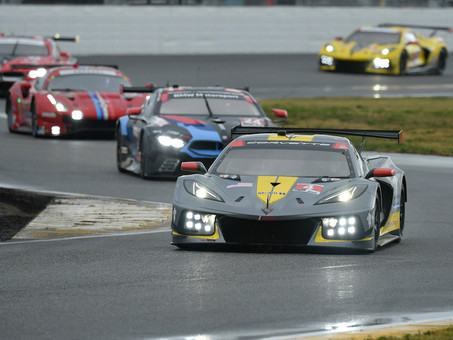 GM, Corvette Racing, proactive on GT class-structure changes