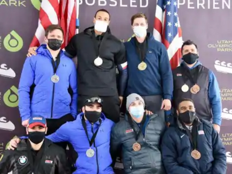 USA Bobsled athletes earn 13 medals in first week of Park City North American Cup