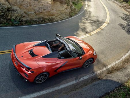 Corvette Buyers Grab Twice as Many C8 Convertibles as They Did C7s