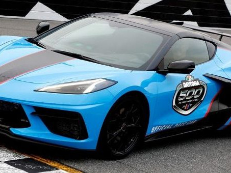 C8 Corvette Stingray To Pace Field For Daytona 500