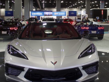 Chevy Corvette Sales Dominate With 51 Percent Market Share During Q1 2021