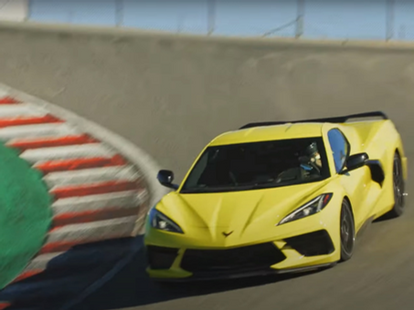 """2020 C8 Z51 Is """"the First Corvette With World-Class Handling,"""" Laps Laguna Seca"""