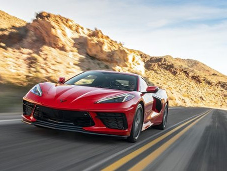 2021 Corvette Among The Fastest Selling Cars Again In March