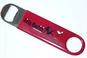 Dirty Martini Bar Bottle Opener Mambo Blade Popper