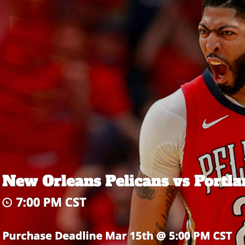 JiggAerobics Night With The Pelicans