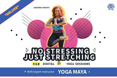 No Stressing Just Stretching Yoga Classes