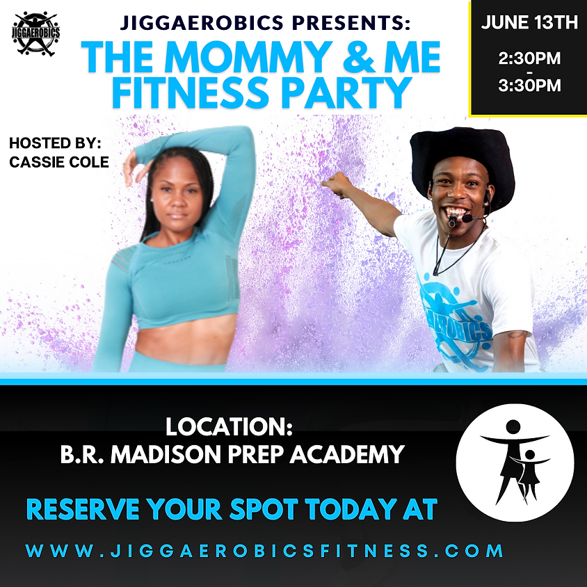 The Mommy & Me Fitness Party