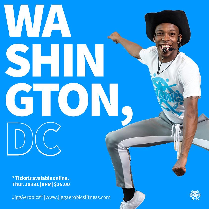 Washington, DC Pop-Up