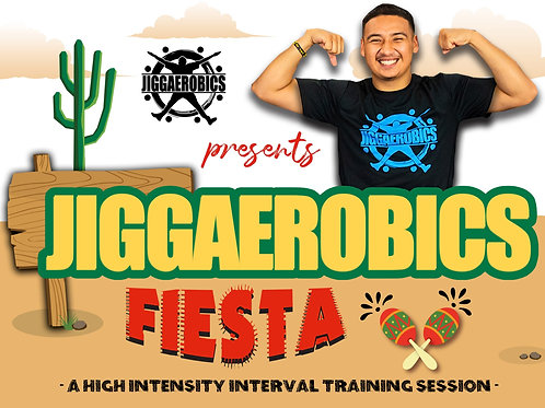 JiggAerobics Fiesta Full Kit