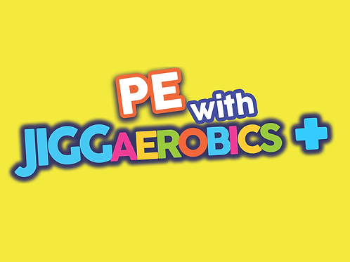 P.E. With JiggAerobics PLUS