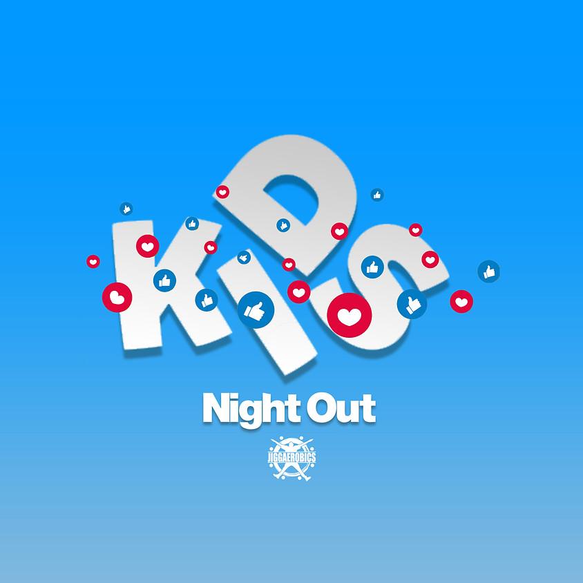 JiggAerobics Kids Night