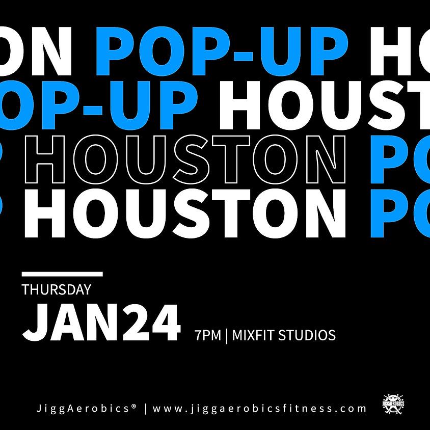 Houston Pop-Up   MixFit Studio