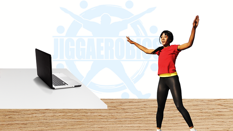 JiggAerobics Virtual Fitness Party