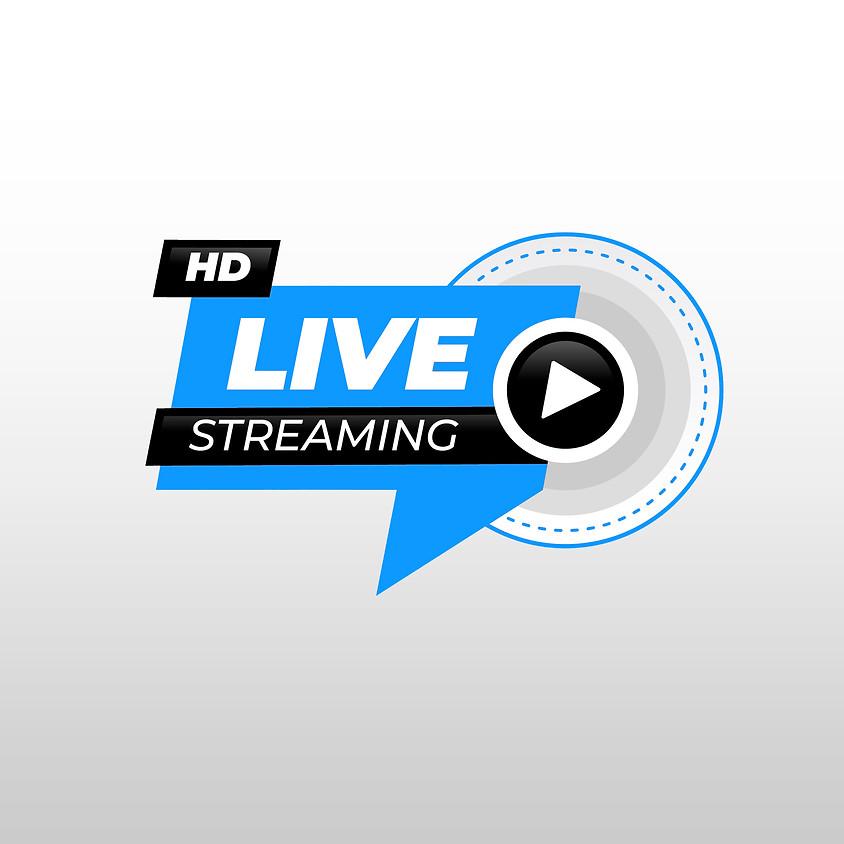 JiggAerobics Live Stream