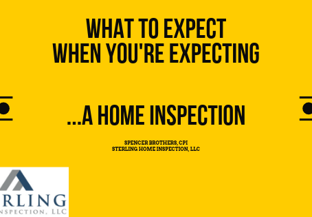 What to Expect When You're Expecting....a Home Inspection