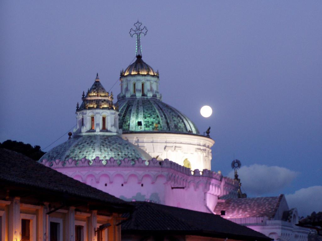 Catedral Quito