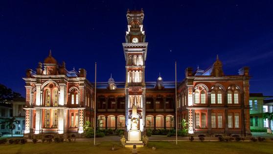 Queens Royal College in Trinidad