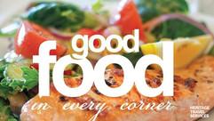 Tesoro gastronómico con chef especializado