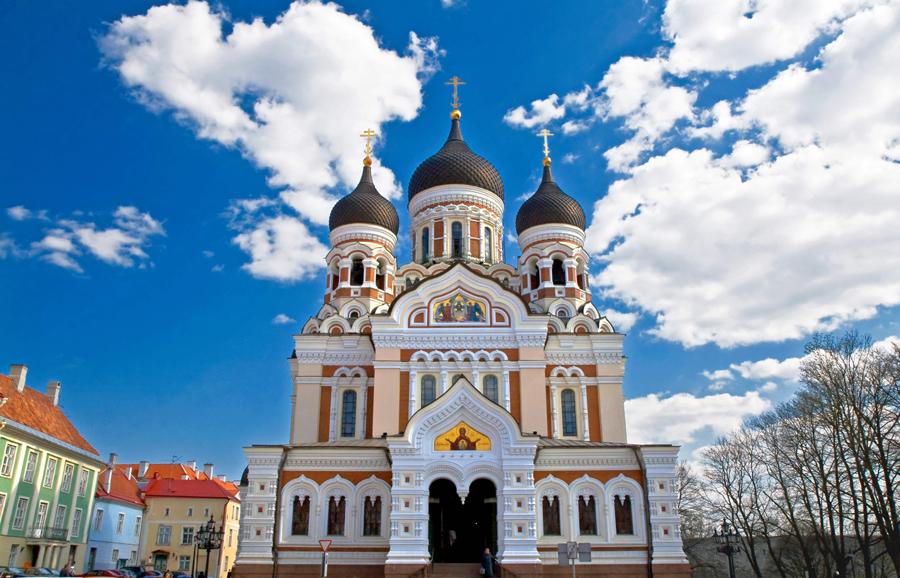 Tallinn Iglesia Nevsky